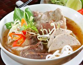 dai nam vietnamese restaurant - bun bo hue