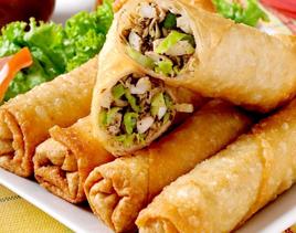 dai nam vietnamese restaurant - cha gio