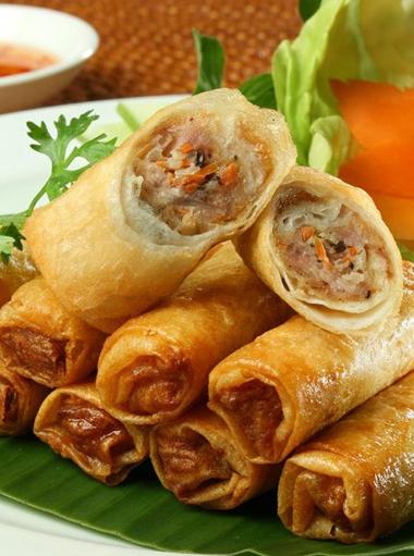 dai nam vietnamese restaurant - khai vi - apperizers