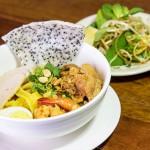 dai nam vietnamese restaurant - mi quang